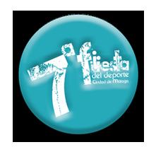 Fiesta del Deporte Málaga Logo